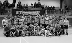 Coupe de france de handball - Sainte luce sur loire