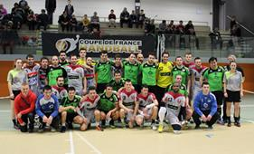 Coupe de france de handball - Sainte luce sur loire